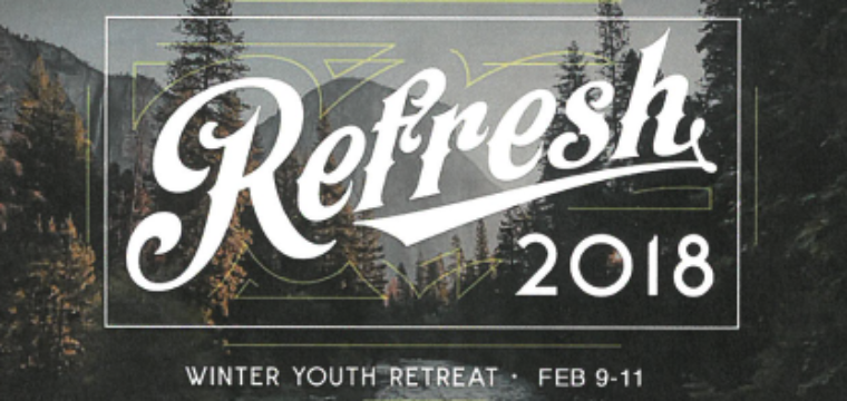 Winter Youth Retreat: 6th-12th Graders- February 9th-11th